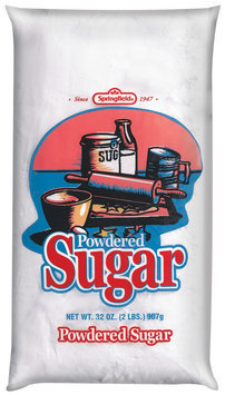 Springfield Powdered Sugar 32 Oz Bag