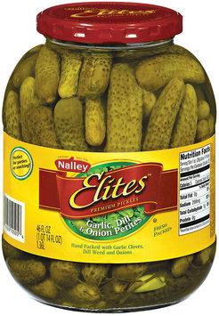 Nalley® Elites® Garlic, Dill & Onion Petites Pickles