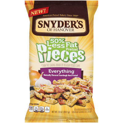 Snyder's Of Hanover Everything Pretzel Pieces