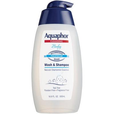 Aquaphor® Cleansing Baby Wash & Shampoo 16.9 fl. oz. Pump