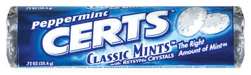 Certs Peppermint Classic Mints