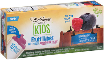 Bolthouse Farms Kids Blueberry Meets Raspberry Fruit