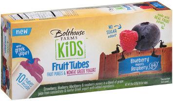 Bolthouse Farms Kids™ Blueberry Meets Raspberry Fruit Tubes 10-2 oz. Tubes