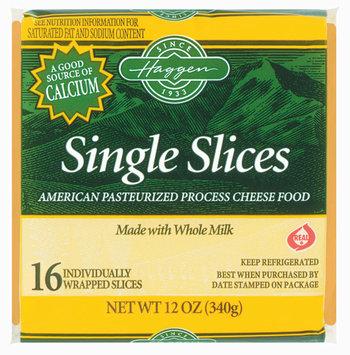 Haggen American Single Slices Cheese