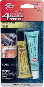 VersaChem® Black Quick-Set 4 Minute Epoxy Steel 2-1 oz. Tubes