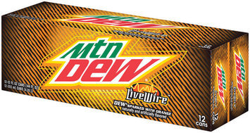Mountain Dew® Live Wire™ Soda