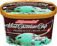Schnucks® Mint Chocolate Chip Ice Cream 48 fl. oz. Carton