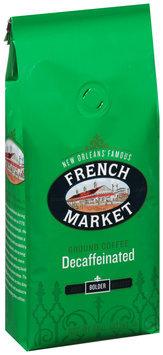 French Market® Bolder Decaffeinated Ground Coffee 11 oz. Stand-Up Bag