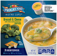 Progresso™ Bistro Cups Broccoli & Cheese Soup Mix