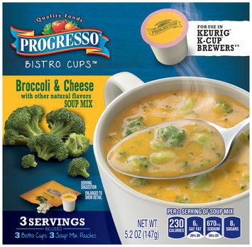 Progresso™ Bistro Cups Broccoli & Cheese Soup Mix