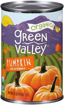 Green Valley® Organics Pumpkin 15 oz. Can
