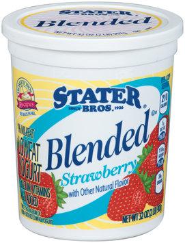 Stater Bros.® Blended Strawberry Yogurt 32 oz. Tub