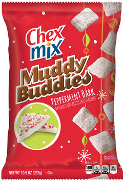 Chex Mix  Muddy Buddies  Peppermint Bark Snack