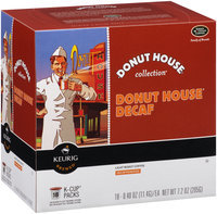 Green Mountain Coffee® Donut House Collection® Donut House Decaf Light Roast Coffee K-Cup® Packs 18 ct Box