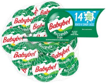 Mini Babybel® Reduced Fat Mozzarella Style Semisoft Cheese