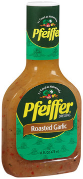 Pfeiffer® Roasted Garlic Dressing 16 fl. oz.