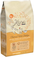 Muse by Purina Charmed With Chicken Natural Chicken, Egg & Pumpkin Recipe Cat Food 9 lb. Bag
