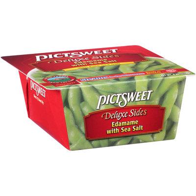 Pictsweet® Deluxe Sides Edamame with Sea Salt 6 oz Carton