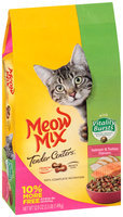 Meow Mix Tender Centers Salmon & Turkey Flavors with Vitality Bursts Dry Cat Food, 3.3-Pound