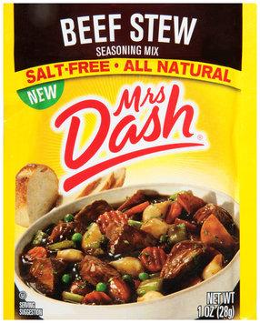 Mrs. Dash® Beef Stew Seasoning Mix 1 oz. Packet