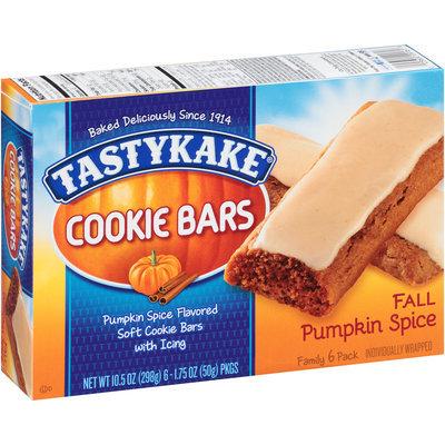 Tastykake® Fall Pumpkin Spice Cookie Bars