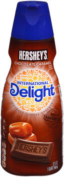International Delight™ Hershey's® Chocolate Caramel Gourmet Coffee Creamer 32 fl. oz. Plastic Bottle