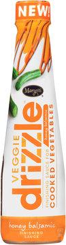 Marzetti® Veggie Drizzle™ Honey Balsamic Finishing Sauce 9.5 fl. oz. Bottle