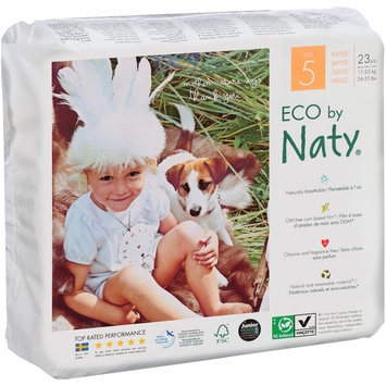 Eco by Naty® Size 5 Diapers 23 ct Pack