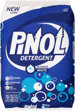 pinol® intense white powder laundry detergent
