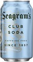 Seagram's Club Soda 12 oz Can