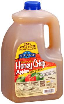 Litehouse® Apple Cider 89 fl. oz. Jug
