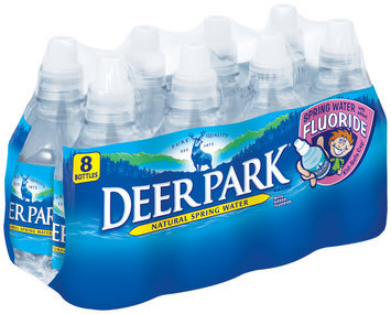Deer Park Natural Spring Water with Added Fluoride