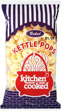 Kitchen Cooked Baked Kettle Pops $1.19 Prepriced 3 oz. Bag