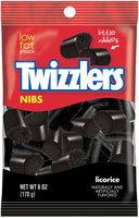Twizzlers® Licorice Nibs® 6 oz. Bag