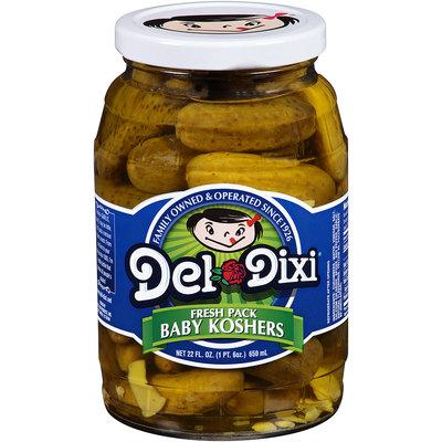 Del-Dixi® Baby Koshers 22 fl. oz. Jar