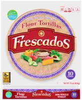 Frescados™ 100% Whole Wheat Flour Tortillas
