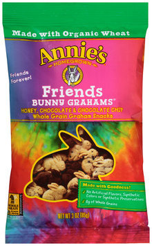 Annie's® Friends Bunny Grahams® Graham Snacks 3 oz. Bag