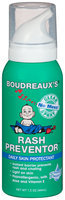 Boudreaux's® Rash Preventor Daily Skin Protectant 1.5 oz. Sprout-Top Can