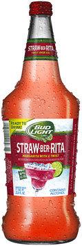 Bud Light Lime® Straw-Ber-Rita® 33.8 fl. oz. Bottle