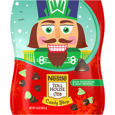 Nestlé® Toll House® Candy Shop Dark Chocolate & Mint Morsels