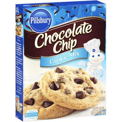Pillsbury® Chocolate Chip Cookie Mix 17.5 oz. Box