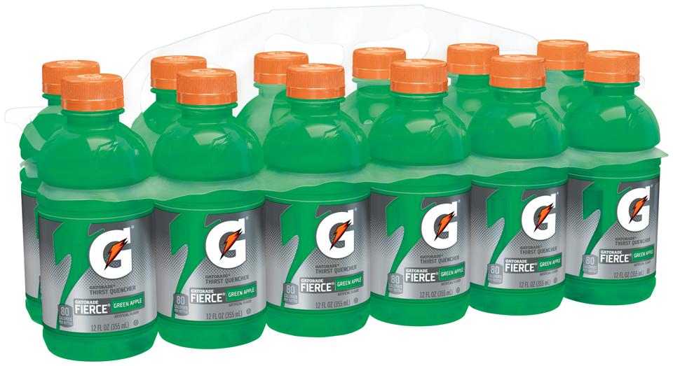 Gatorade® G® Series Fierce® Green Apple Sports Drink