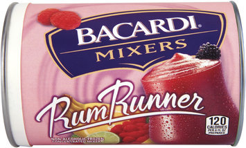 Bacardi® Frozen Mixers Rum Runner Non-Alcoholic 10 fl. oz. Can
