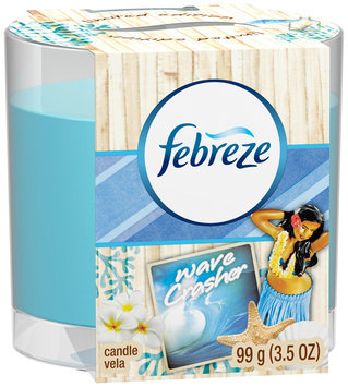 Candle Febreze Candle Wave Crasher Air Freshener (1 Count, )