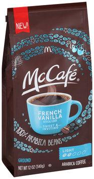 McCafe® French Vanilla Ground Coffee 12 oz. Bag