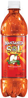 Manzanita Sol® Apple Soda 16.9 fl. oz. Plastic Bottle