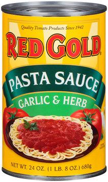 Red Gold® Garlic & Herb Pasta Sauce 24 oz. Can