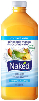 Naked Juice Pineapple Mango Coconut Water