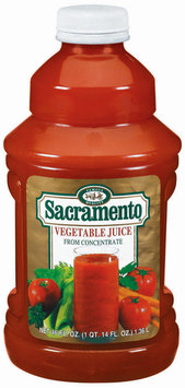 Sacramento from Concentrate Vegetable Juice 46 Fl Oz Plastic Bottle