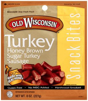 Old Wisconsin® Turkey Sausage Snack Bites 8 oz. Pack
